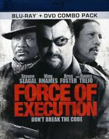 Force of Execution [New Blu-ray] With DVD, 2 Pack