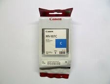 Original Canon PFI-107C Cyan iPF670 iPF680 iPF685 iPF770 iPF780 785 Ovp 10/2020