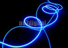 Φ6mm 3m Side Glow Optic Fibre Cable for Home Car Decoration Pool Illumination