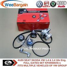 VW Golf IV V Polo Caddy Lupo 1.4 16v KP25565XS-1 Timing/Cam Belt Kit Water Pump