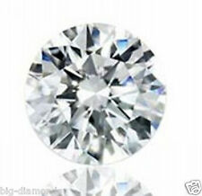 0.30cts Natural White 'K' Color VVS1 GIA Certified Solitaire Diamond 4.35x2.65mm