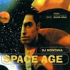 DJ MONTANA - SPACE AGE 5.0 USED - VERY GOOD CD