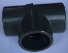 Weld PVC Plumbing Pipe Tees