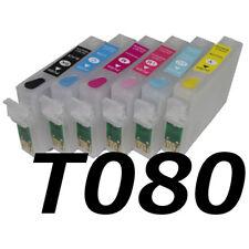 Epson T0827 - Cartouches Rechargeables Epson T082 non-oem★★★