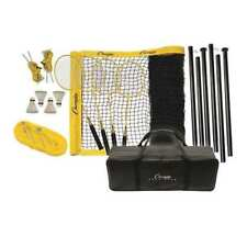 Champion Sports Cg203 Deluxe Badminton Tournament Set In Case