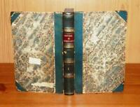 1829 Caroline Southey CHAPTERS ON CHURCHYARDS 1st Edn Vol 1 Only BINDING