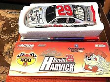 2001 Action Kevin Harvick #29 Looney Tunes / GM Goodwrench 1/24