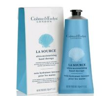 "Crabtree & Evelyn ""LA SOURCE"" Ultra Moisturising Hand Therapy 3.5 oz~New in Box!"