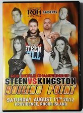 ROH Ring of Honor Wrestling Boiling Point August 11th 2012 WWE Kevin Owens