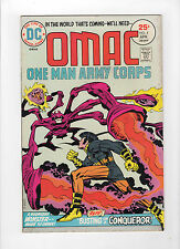 OMAC #4 (Mar-Apr 1975, DC) - Fine