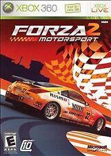 Forza Motorsport 2 (Microsoft Xbox 360, 2007) - European Version