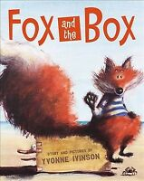 Fox and the Box, Hardcover by Ivinson, Yvonne, Brand New, Free P&P in the UK