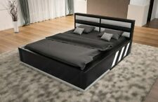 Complete Bed Designerbett Modern Apollonia Hotel Leather Faux Luxury