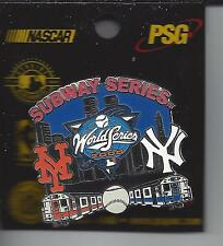 2000 World Series Subway Series Pin New York Yankees Vs