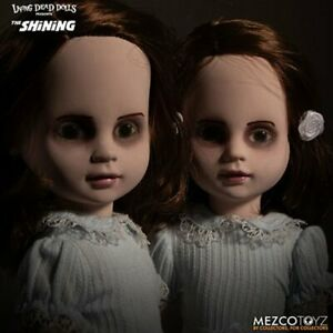 Living Dead Dolls  The Grady Twins Boxes Not Perfect.