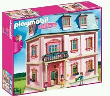 Playmobil 5303 Deluxe Dollhouse New £99.99 Quick DIspatch !!
