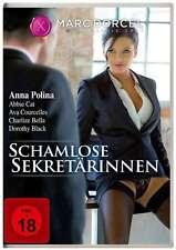 Honteuse secrétaires-Marc Dorcel-DVD-NEUF & neuf dans sa boîte-FSK 18