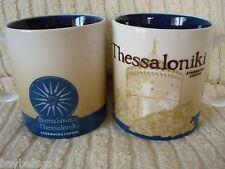 NEW! Starbucks Coffee Global City Mug THESSALONIKI Greece, with tag! :)