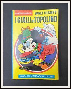 ⭐ I GIALLI DI TOPOLINO - Classici Disney # 5 - 1960 - DISNEYANA.IT ⭐