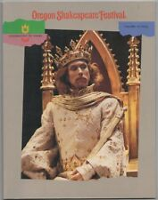 1995 Oregon Shakespeare Festival Program v2, Macbeth Twelfth Night etc excellent