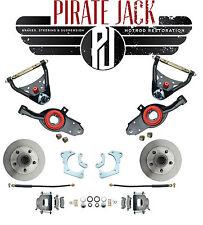 1965-68 Chevy Impala Disc Brake Conversion Kit & Tubular Control Arm Package