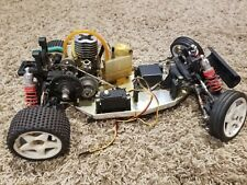 Vintage Duratrax Maximum BX 1/10 Nitro Rc Car buggy