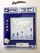 GM TH400 3L80 Transmission Rebuild Instruction Tech Techran Manual