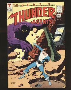 Thunder Agents # 10 Fine/VF Cond.
