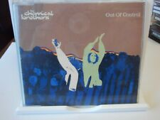 Chemical Brothers – Out Of Control [CD Single] Bobby Gillespie Bernard Sumner