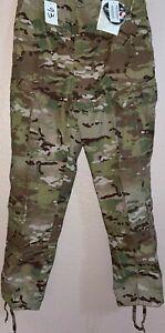 US Army/USAF Multicam OCP FR Ripstop Pant Medium Regular NWT SG93