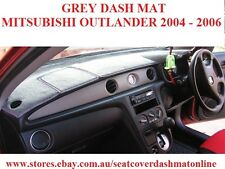 DASH MAT, DASHMAT, DASHBOARD COVER  FIT  MITSUBISHI OUTLANDER 2004-2006, GREY
