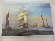 Loch Etive, outward bound by Robert Taylor small print
