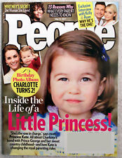 May 15, 2017 People Magazine - Inside the Life of a Little Princess!