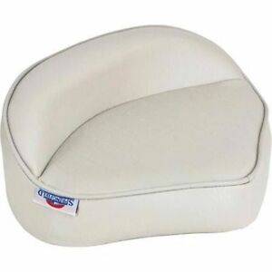 Springfield Marine Pro Stand-Up Boat Seat 15.5W x 11D White marine 1040216NS LC