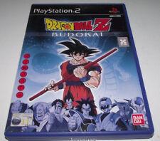 Dragon Ball Z Budokai PS2 PAL *Complete*
