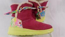 I love Ugg Australia pink hippie design boots  size 7