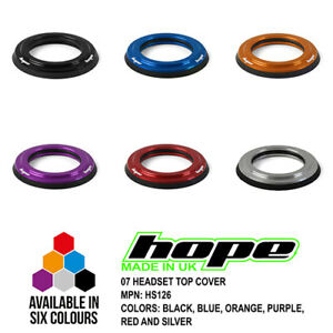 Hope Headset 07 Top Cover HS126 - All Colors - Brand New