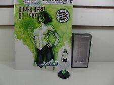 DC Comics Figurine Blackest Night Brightest Day #12 Jade Eaglemoss BNBD
