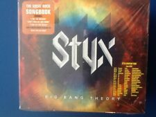 STYX.          BIG. BANG. THEORY.              THE. GREAT. ROCK. SOGBOOK.