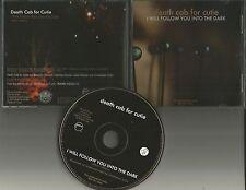Benjamin Gibbard DEATH CAB FOR CUTIE I will Follow you PROMO CD Single 2006 USA