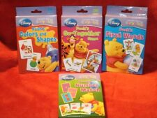 BNIB 4 Decks of Baby's First Card Learning Games AWESOME Teaching SKILLS