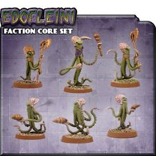 Bombshell Miniatures Edofleini Edo Faction Core Set BOM31000 Counterblast Aliens