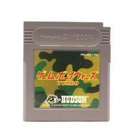 Nintendo GameBoy Spiel - Game Boy Wars Turbo JAP Modul