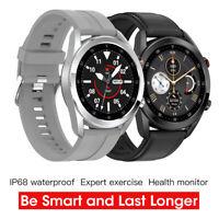 Microwear L19 ECG Heart Rate Monitor Smart Watch Fitness Tracker Sports Bracelet