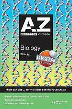 A-Z BIOLOGY HANDBOOK ONLINE 4TH EDITION By Bill Indge *Excellent Condition*