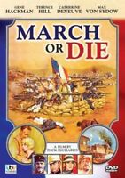 March Or Die (2014, DVD New)
