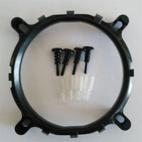 AM_ DI- FT- CPU Heatsink Cooling Fan Mounting Bracket Holder for Intel 775 1156