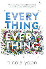 Everything, Everything by Nicola Yoon Paperback BRAND NEW BESTSELLER