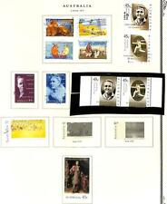 Australia Grouping Of 29+ Used Stamps & Booklet Pane 1996-97
