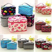 Travel Organizer Accessory Toiletry Wash Case Cosmetic Make Up Holder Bag Pouch